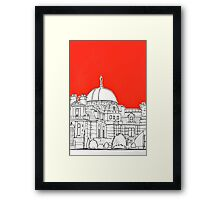 Greenwich Observatory Framed Print