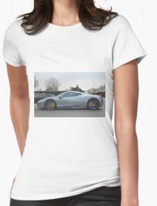 Ferrari 458 Womens Fitted T-Shirt