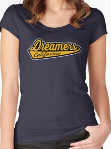 California Dreamers Women's Fitted Scoop T-Shirt