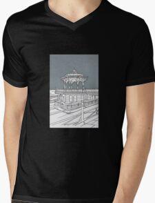 Brighton Bandstand Mens V-Neck T-Shirt