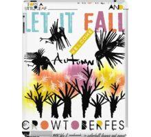 crowroberfest iPad Case/Skin
