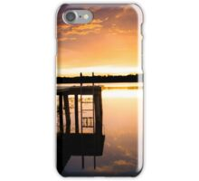 Beauty by the Dock iPhone Case/Skin