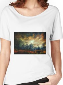 Fantasy landscape 4 Women's Relaxed Fit T-Shirt