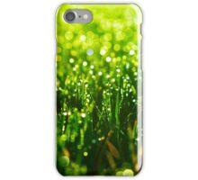 Beauty in Green iPhone Case/Skin