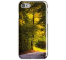 Beauty in the Forest  iPhone Case/Skin