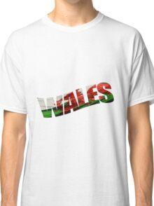 Wales Welsh Dragon WA Classic T-Shirt