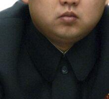 Pokejong - Kim Jong-un (North Korea) playing Pokemon Sticker