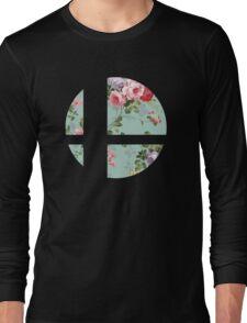Psychotropical - Super Smash Bros. Flora Long Sleeve T-Shirt