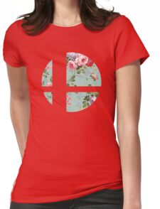 Psychotropical - Super Smash Bros. Flora Womens Fitted T-Shirt