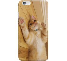 Carrot the Kitty iPhone Case/Skin