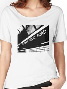 Watch out for Death Eaters- Transparent Women's Relaxed Fit T-Shirt