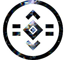 Porter Robinson x Madeon Shelter Logo - Flare Photographic Print