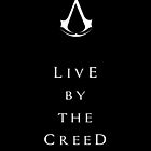Live By The Creed by Heidi Cox