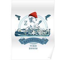 Belafonte - Team Zissou Poster