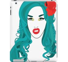 Adore Delano is a f*cking mermaid! iPad Case/Skin