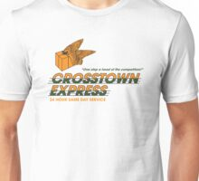 Crosstown Express Delivery Service Unisex T-Shirt