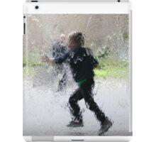 Water Wall iPad Case/Skin