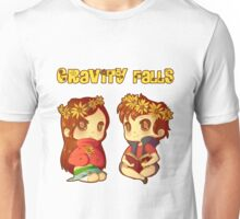 Flower Power Pines Twins Unisex T-Shirt
