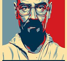 Breaking Bad - Walter White Obamized (LET'S COOK) by WiseOut