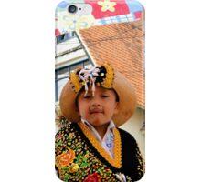 Cuenca Kids 493 iPhone Case/Skin