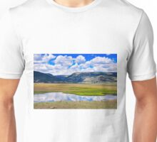 Valley of the Serpent Unisex T-Shirt