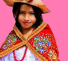 Cuenca Kids 494 by Al Bourassa