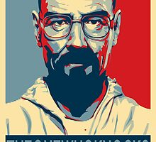 Breaking Bad - Walter White Obamized (THE ONE WHO KNOCKS) by WiseOut