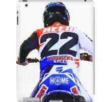Chad Reed 22 iPad Case/Skin