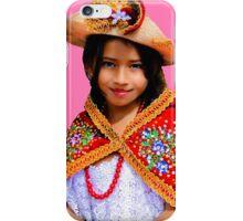 Cuenca Kids 494 iPhone Case/Skin