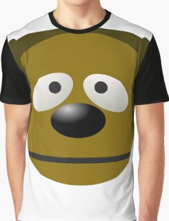 Rowlf Dog Graphic T-Shirt