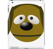 Rowlf Dog iPad Case/Skin