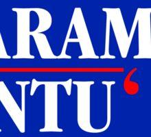 Harambe Bantu '16 Sticker