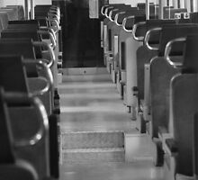 Athens Train by bennoarts