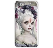 Vampire Lady - Guilty Conscience iPhone Case/Skin