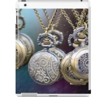 Pocket Watches iPad Case/Skin