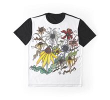 Flower Series #6 Graphic T-Shirt