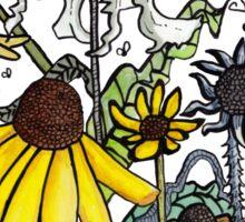 Flower Series #6 Sticker