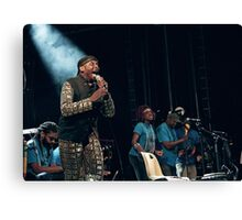 OKAIO CREATION Jimmy Cliff par le PANASONIC FZ 1000  Canvas Print