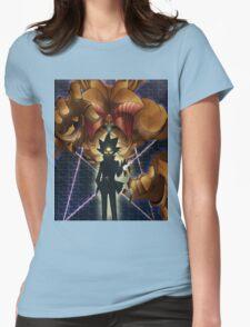 Yugioh Exodia Womens Fitted T-Shirt