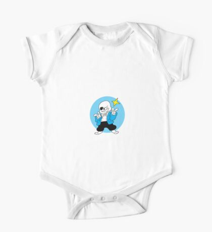 Undertale Sans One Piece - Short Sleeve