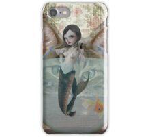 Mermaid - Oblivious iPhone Case/Skin