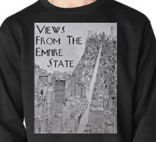 Views From the Empire State Building Pullover