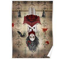 Vampire Girl - Amongst Friends Poster