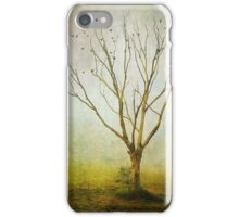 Lonely tree! iPhone Case/Skin