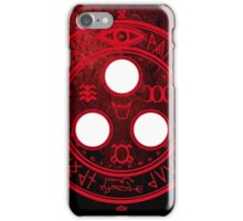 Silent Hill Symbol iPhone Case/Skin