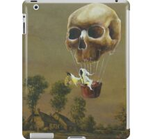 Travelling Ghost iPad Case/Skin