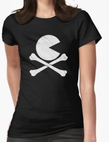 Pac Ahoy! Womens Fitted T-Shirt