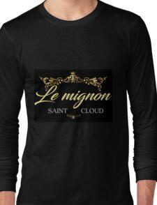 Le Mignon - Saint Cloud Long Sleeve T-Shirt