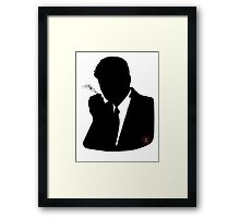 Cancer Man Framed Print