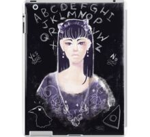 Ouija say? iPad Case/Skin
